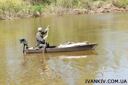 На річці Тетерів